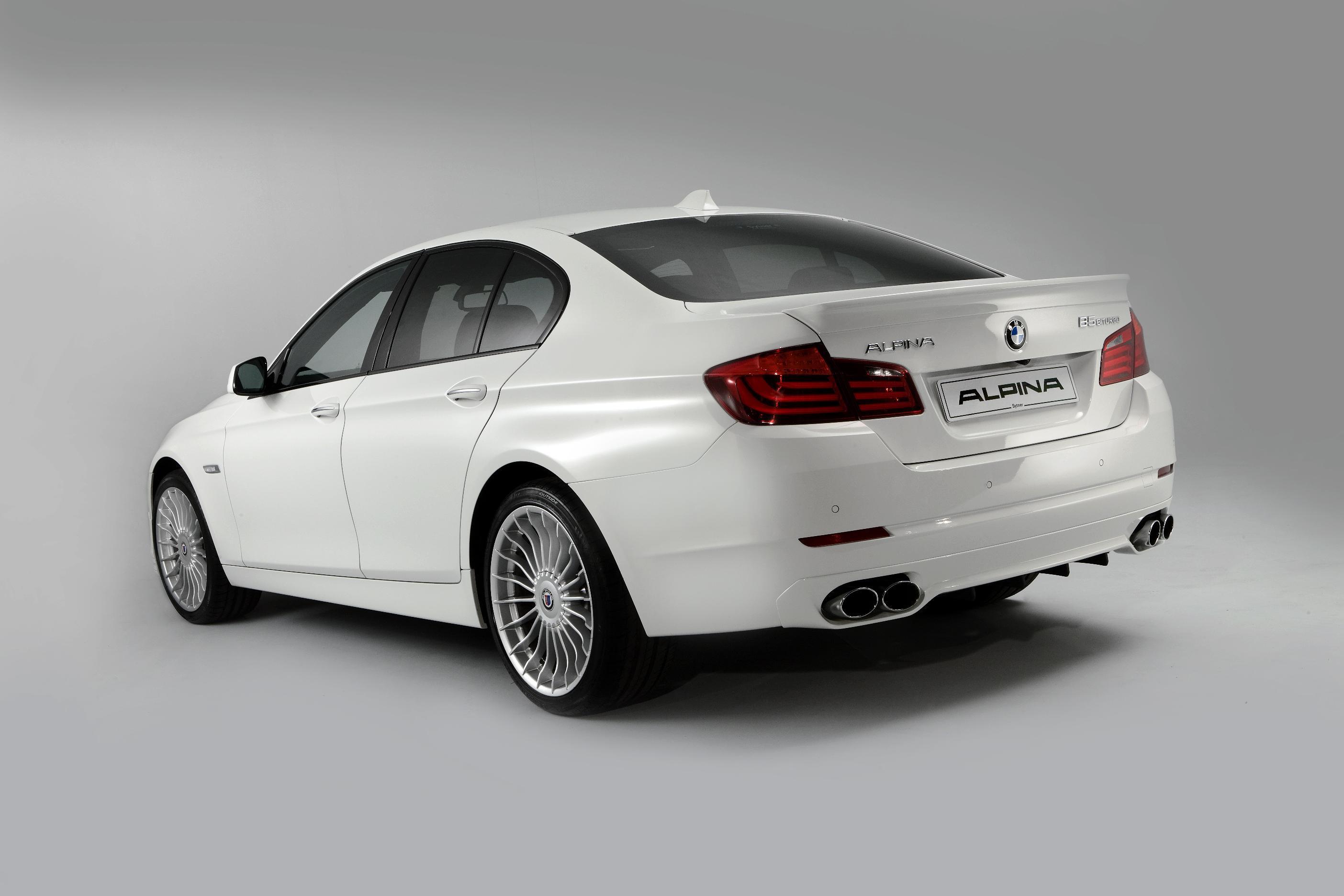 BMW ALPINA B BiTurbo Arrives In UK Motor Trade News - Bmw b5 alpina for sale