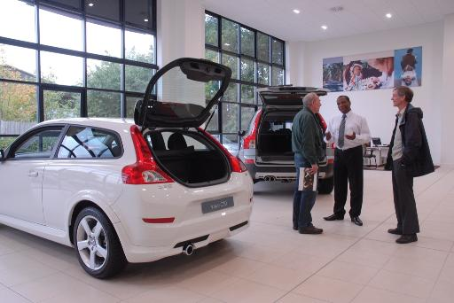 regent automotive group dealership volvo cars bishops stortford