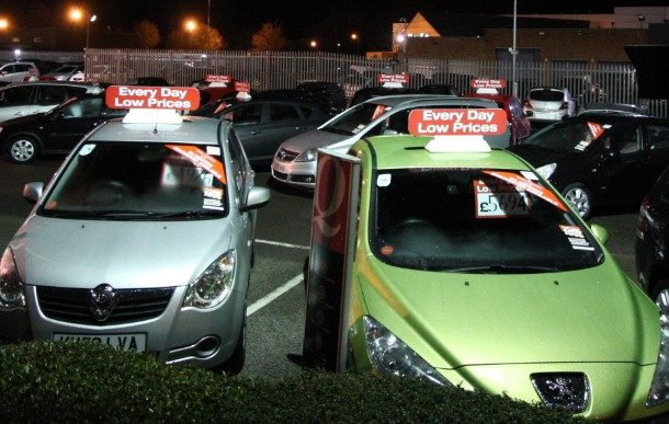 used cars MTN