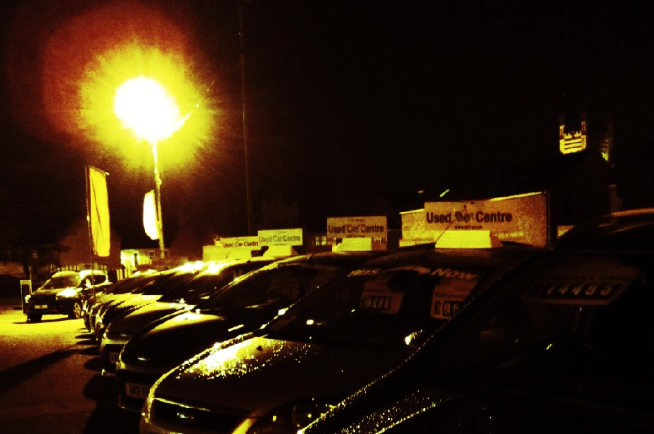 Used car sales MTN