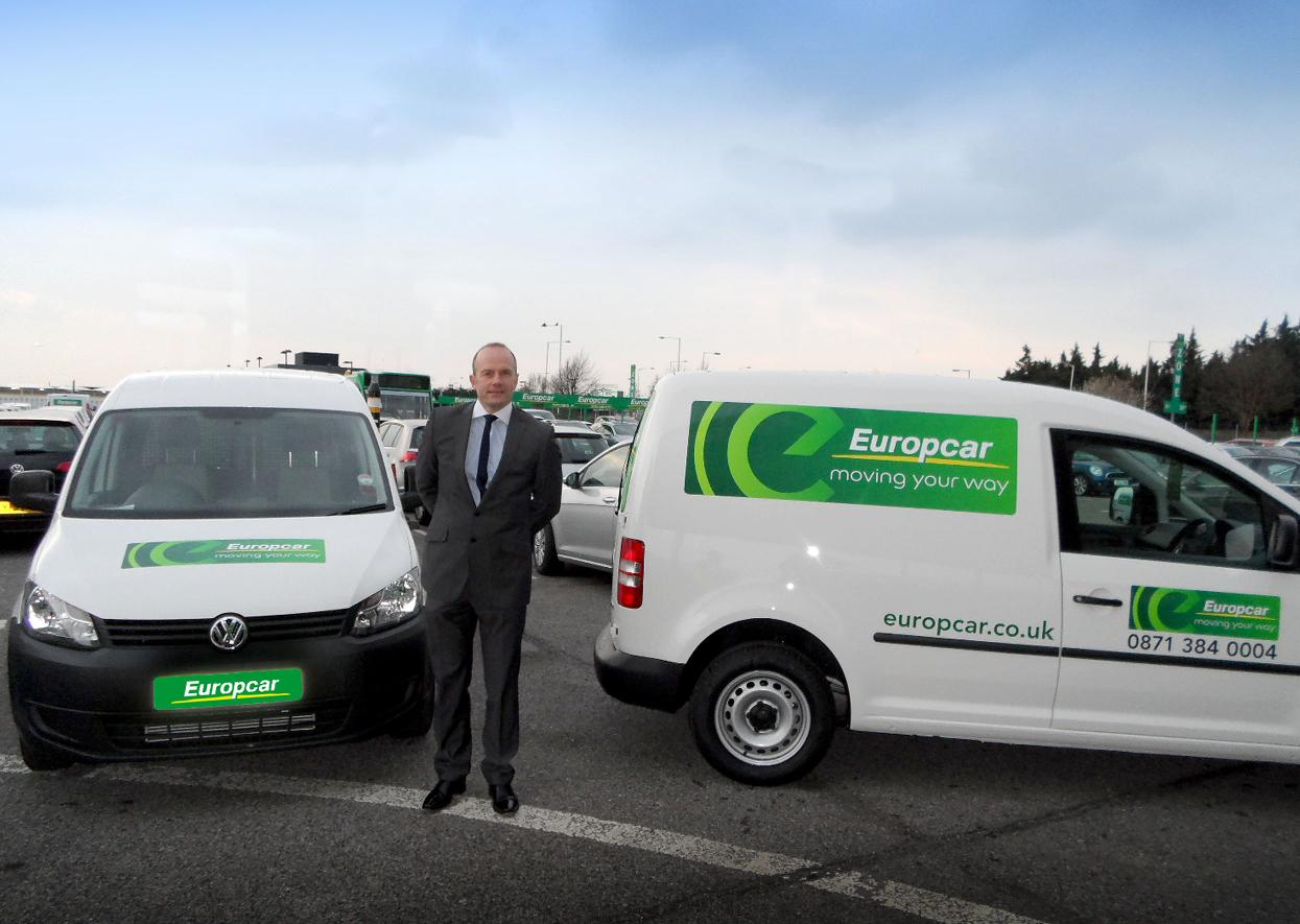 New Branding For Europcar Motor Trade News