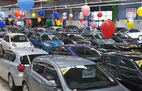 trade centre wales invest 2 8 million in vehicle prep. Black Bedroom Furniture Sets. Home Design Ideas