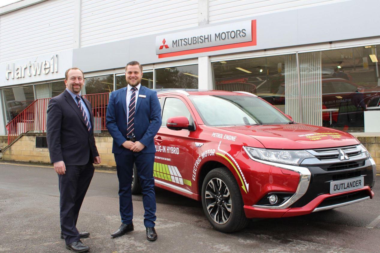 Hartwell open Mitsubishi dealership in Bath - Motor Trade News