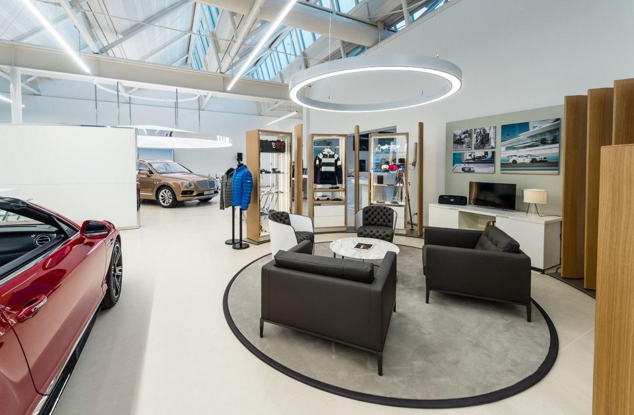 Netherlands showroom