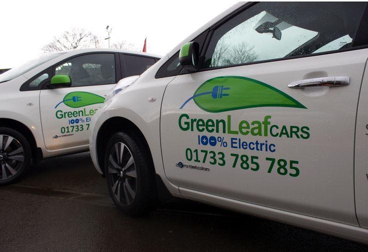Smiths Nissan supplies all-electric taxi fleet - Motor Trade