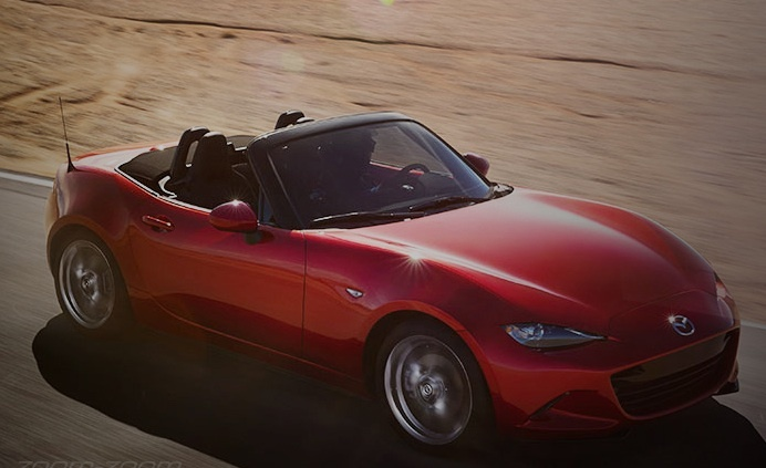 Warranty Direct S New Study Of 3 8 Year Old Cars Has Mazda Mx 5 As Most Reliable Used Convertible When Failures Are Combined With Costs Repairs