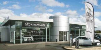 Lexus Exeter