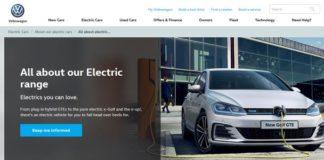 VW web