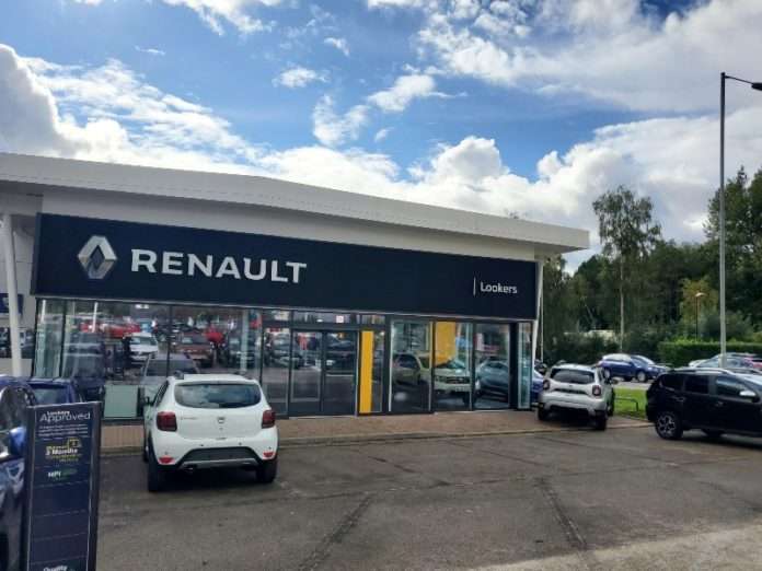 lookers renault stockport 2 1
