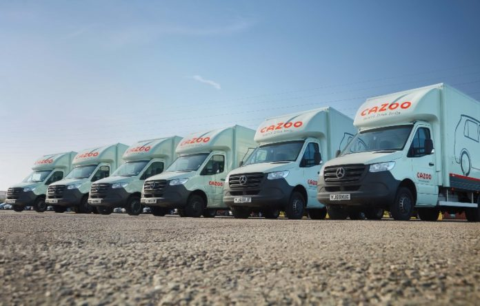 cazoo transporter line up 1