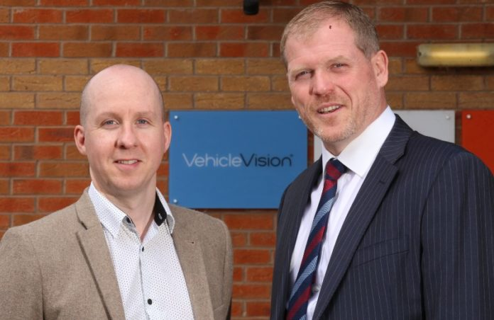 product director of vehicle vision aidan rooney and managing director steve dean 1